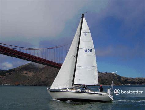 boatsetter contact rent a 1980 36 ft islander islander 36 in alameda ca on