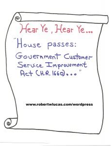 customer service a one act play books u s house passes federal customer service billcustomer