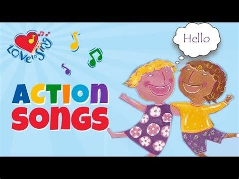 greeting song hello song with lyrics children to sing