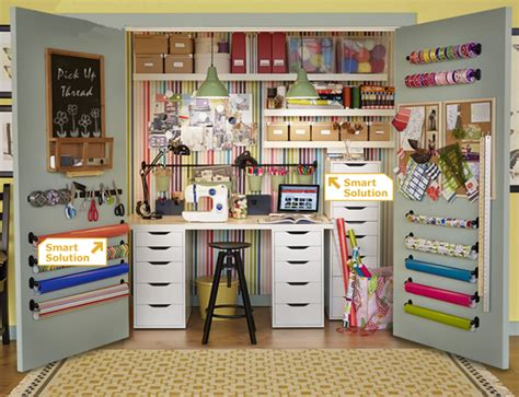ikea craft room storage 20 crafty workspace storage ideas from ikea babble