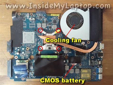 reset battery on asus laptop how to disassemble asus k55n inside my laptop