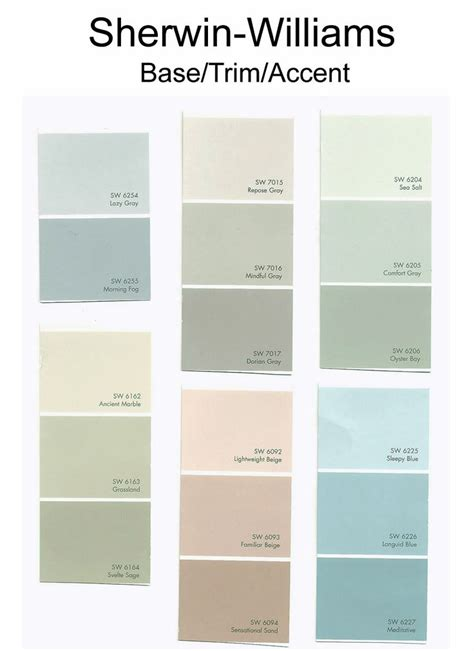 sw colors also loving quot sea salt quot for the home pinterest