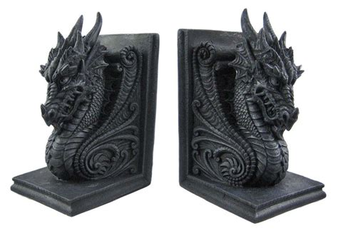 dragon bookends 20 dragon bookends for mystical decoration