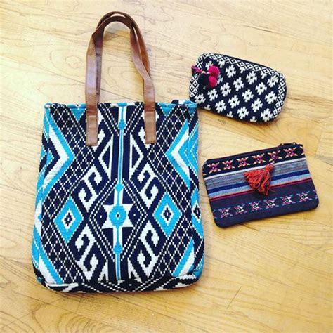 tribal pattern purse bag bohho boho hobo bag purse tribal pattern tote