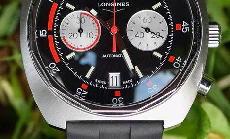longines dive longines heritage diver chronograph review