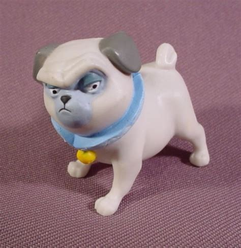 percy the pug disney pocahontas percy the pug pvc figure 1 3 4 quot rons rescued treasures