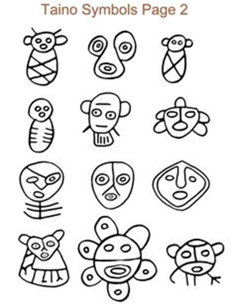 imagenes simbolos tainos simbolo taino para amor related keywords suggestions