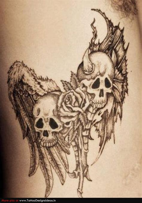 Good And Evil Quotes Tattoos