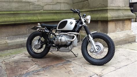 bmw f 650 cafe racer racing caf 232 bmw scrambler by out caf 232 racers