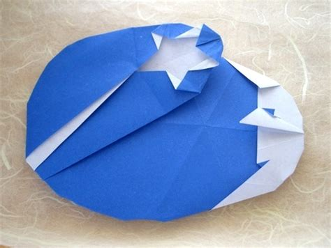 Origami Moon - 17 best images about origami on origami birds
