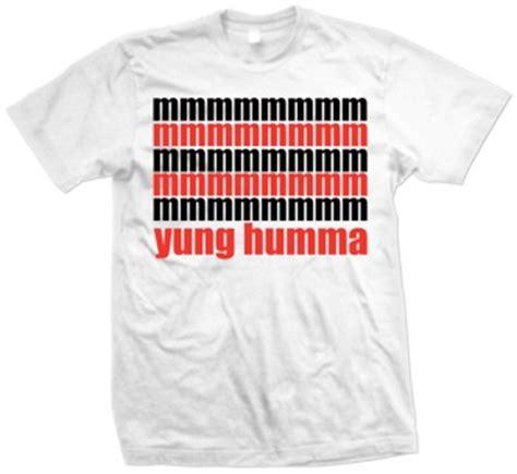 yung humma merchandise