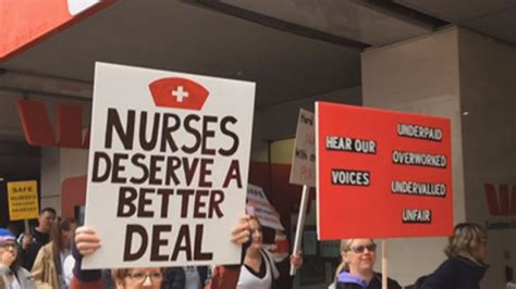 Due Nurses With An Mba Make More Money by Hospitals Prepare For Looming Nurses Strike Tomorrow 1