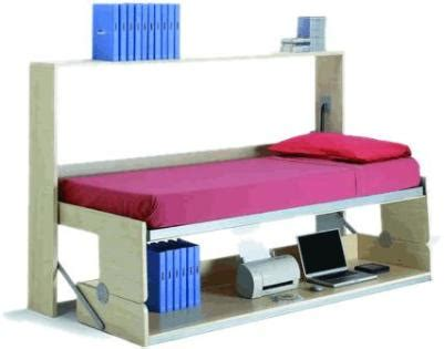 Bed Computer Desk 19 Amazing Furniture Designs To Make The Most Out Of Tiny Apartment Space Home Interiors