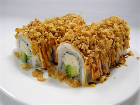 crunchy roll 17 best images about japonese food on sushi