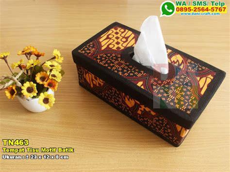 Tempat Tisu Motif Girlly Murah kotak tempat tisu bambu motif batik souvenir pernikahan