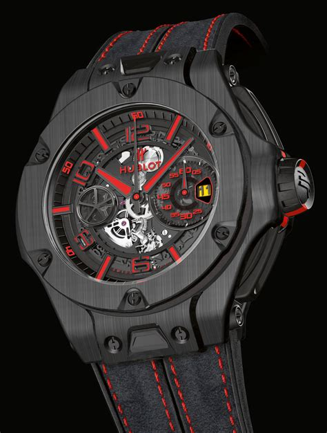 Hublot Ferrari by Hublot Big Bang Unico Ferrari Watches Updated For 2016