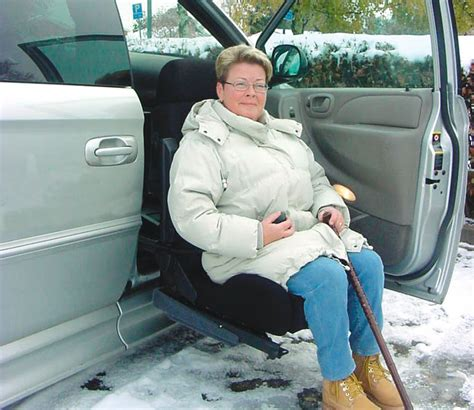 handicap car seat swivel seats for disabled drivers and passengers