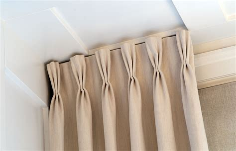 pleated drapery styles drapes final touch window coverings