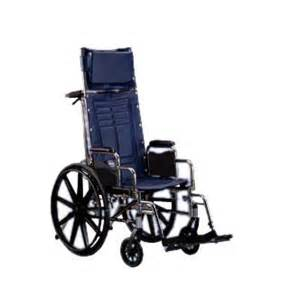 tracer sx5 recliner trsx5rc manual wheelchair by invacare
