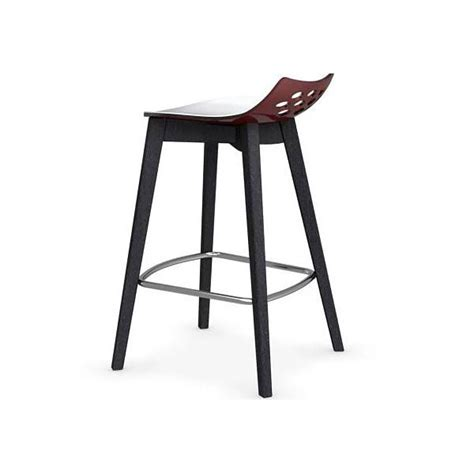 two toned counter stool jam w cb 1487 us wooden bar stool with two tone shell by