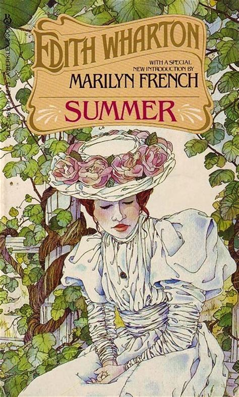 summer french edition 9781547901999 review summer by edith wharton leaves pages