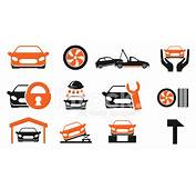 Car Services Icon Set Stock Photos  FreeImagescom