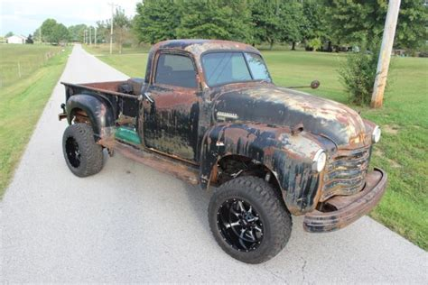 50s ls for sale 1950 chevy rat rod ls truck patina lifted 4x4
