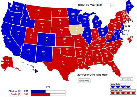 2016 electoral map predictions 1 2016 election prediction map car interior design