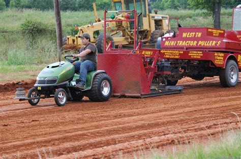Garden Pulling Tractors For Sale by Lawn And Garden Tractor Pull