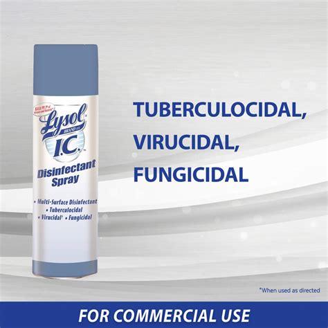 professional lysol ic disinfectant spray wcontrol flo valve oz buy   uae hpc