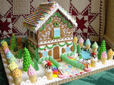 gingerbread house design 12 insane gingerbread houses we wish we could live in lawn ornaments this