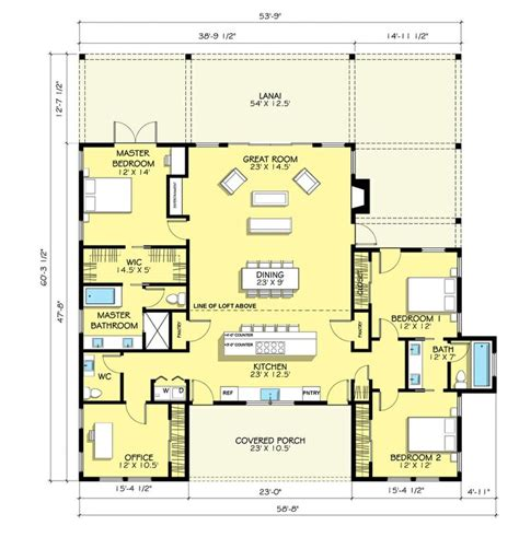 main floor plan master bath amp closet nest pinterest