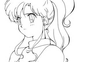 coloring anime free anime color page coloring pages