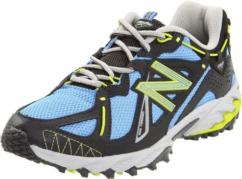 new balance trail running shoe new balance womens wt610 trail running shoe in multicolor