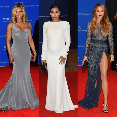 white house correspondents dinner after white house correspondents dinner dresses images