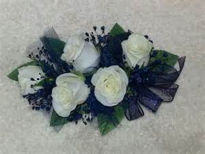 navy blue corsage discover and save creative ideas