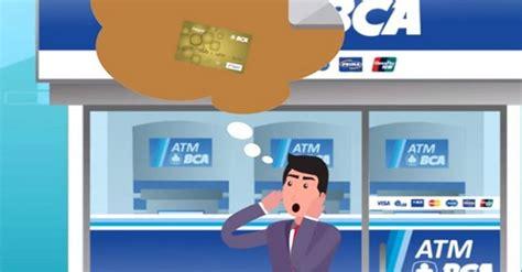 bca tarik tunai cara tarik tunai tanpa menggunakan kartu atm bca bank