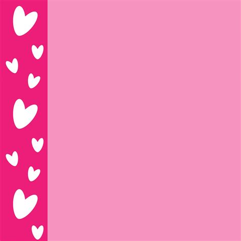 Pink Card pink hearts card free stock photo domain pictures