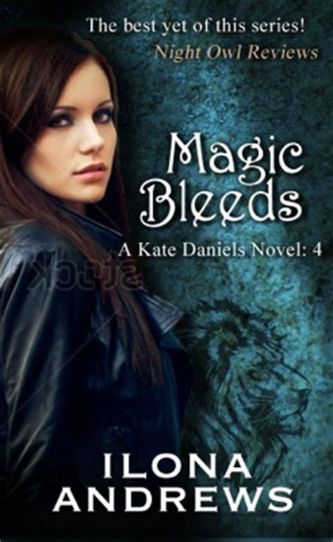 Magic Bleeds Kate ilona s questions and answers june 01