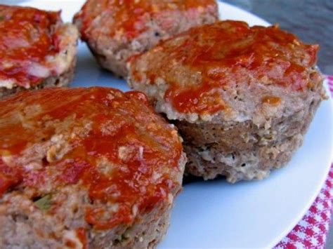 mini meatloaf in muffin pan best 20 mini meatloaf recipes ideas on pinterest