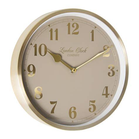 Kitchen Designs Australia buy florrie gold wall clock online purely wall clocks