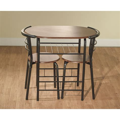 3 bistro table tms bistro 3 compact dining set reviews wayfair