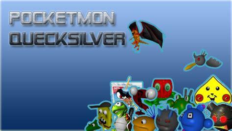 pocketmon quecksilver (psp game) › playstation portable