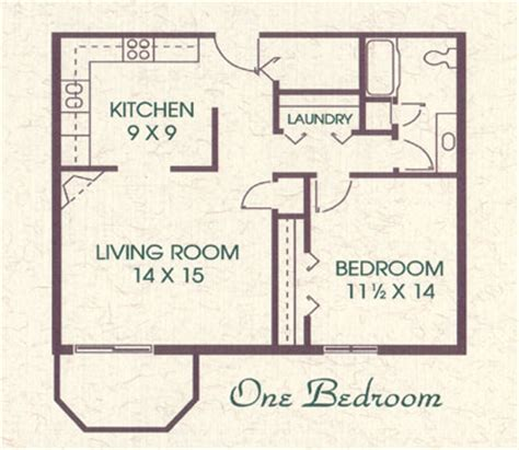 450 Square Foot Apartment Floor Plan by High Resolution House Plans Under 500 Square Feet 15