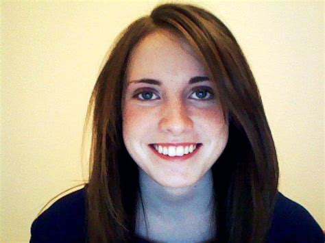 Laina Walker Meme - normal smile overly attached girlfriend know your meme