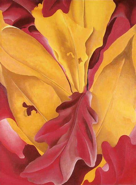 georgia okeeffe 1887 1986 flowers georgia o keeffe 1887 1986 my autumn christie s