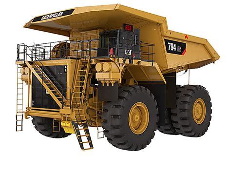 Ac Truk cat 794 ac mining truck haul truck caterpillar