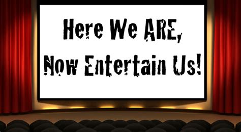 how to entertain here we are now entertain us is blu ray worth it the