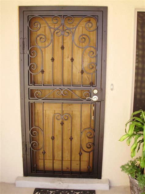 steel door design steel security doors in las vegas with contemporary design
