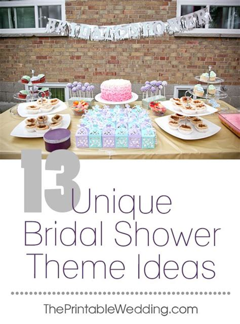 unique couples wedding shower themes 1000 ideas about unique bridal shower gifts on